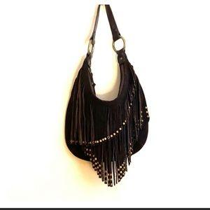 New Express Shoulder bag hobo purse fringed